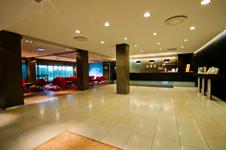 Отель Tervis Paradise, холл и рецепция