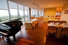 Отель Tervis Paradise, ресторан