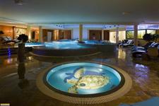Отель Grand Rose на острове Саарема, спа-центр