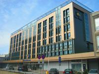 Гостиница Best Western, фасад здания
