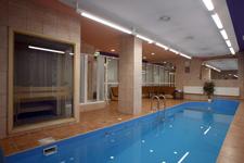 Гостиница Best Western, бассейн