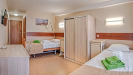 Санаторий Градиали, номер для инвалидов