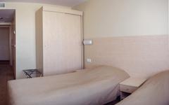 Отель Latgola, номер на двоих