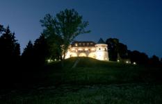 Отель замок Норвелишкес, внешний вид