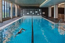 Отель Vytautas, бассейн