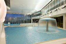 Отель Meritoin spa, аквапарк