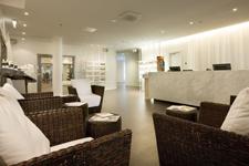 Отель Meritoin spa, холл