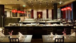 Отель Meritoin spa, ресторан