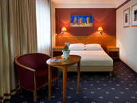 Отель Meritoin spa, стандартный номер