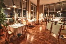Отель Bellevue, ресторан