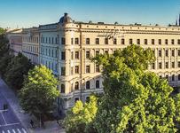 Отель Grand Poet, фасад