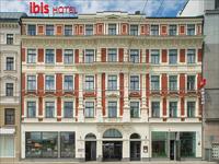 Гостиница Ibis centre, фасад