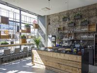 Гостиница Ibis centre, кафе
