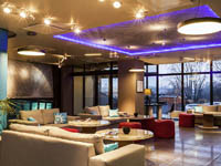Отель Ibis Styles Riga, холл