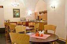 Гостиница Kolonna, ресторан