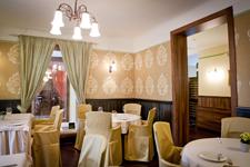Отель Konventa Seta, ресторан