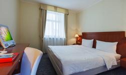 Гостиница PK hotel, двухместный номер