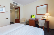 Гостиница PK hotel, стандартный номер