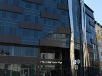 Tallink Riga, фасад здания