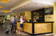 Отель Baltic Beach, рецепция
