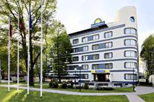 Гостиница Days Riga, фасад