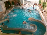 Отель санаторий Toila, спа центр