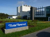 Отель санаторий Toila, вид на территорию