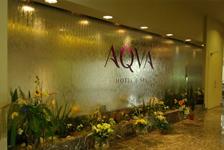 Отель Аква Спа в Раквере, холл