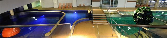 Отель Аква Спа, бассейн