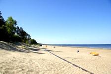 Отель-санаторий Narva joesuu Spa, пляж