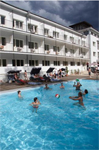 Отель-санаторий Narva joesuu Spa, открытый бассейн