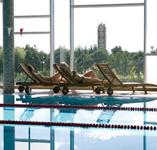 Санаторий Tervis medical spa, бассейн