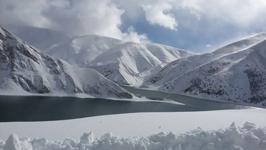 Кезеной-Ам, горное озеро