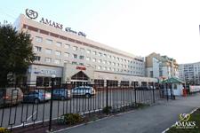 отель Амакс в Перми, внешний вид
