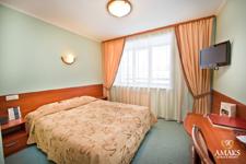 отель Амакс в Перми, двухместный номер