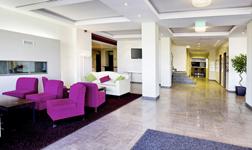 Отель Амбассадор, холл
