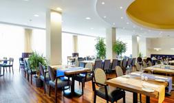 Отель Амбассадор, ресторан