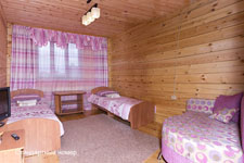 Гостиница Байкалика, стандартный номер