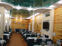 Санаторий Бобровниково, ресторан