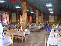 Санаторий Бобровниково, ресторан в другом корпусе