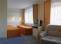 Гостиница Россия, двухместный номер