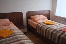 Гостиница Длинный берег, двухместный номер