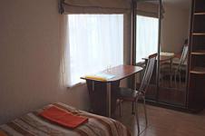 Гостиница Длинный берег, одноместный номер