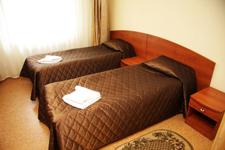 Коттедж Калевала, спальня