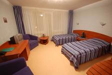 Отель Калевала, большой номер на двоих