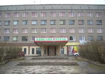 Отель Карелия, внешний вид