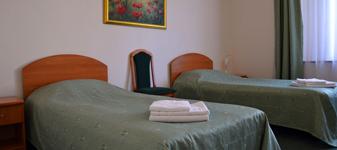Гостиница Каунис, двухместный номер