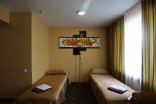 Гостиница Корела, двухместный номер