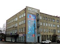 Гостиница Ладога, внешний вид