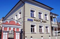Мини-отель История, фасад